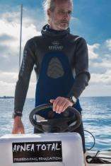 "Mark ""Tex"" Rogers -Free Diving Instructor."