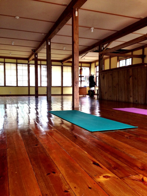 Yoga Utila located at Sandy Bay